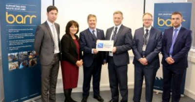 Barr Environmental recognised for its commitment to the Scottish Business Pledge