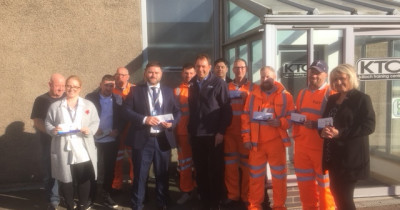 Barr Environmental Limited deliver EU Skills Safety, Health and Environmental Awareness (SHEA) scheme to all their Staff