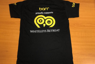 Barr Environmental Limited Continue their Support for Local Charity Whiteleys Retreat.