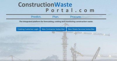 Barr Environmental Limited delighted to join the Construction Waste Portal!