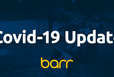 Barr Environmental COVID-19 News Update