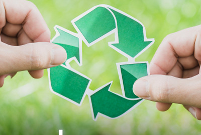 "National Recycling Week ""Together – We Recycle"""