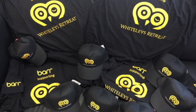 Barr Environmental Limited Delighted to Sponsor Whiteleys Retreat during their 2020 Virtual Kiltwalk.