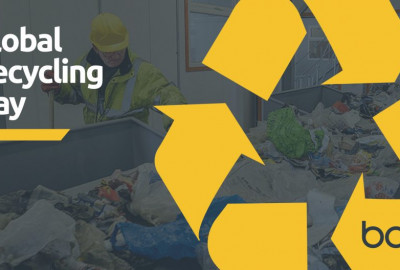 Today Marks Global Recycling Day!