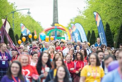 Whiteleys Retreat Kiltwalk